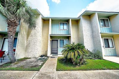 Panama City Beach FL Condo/Townhouse For Sale: $159,000