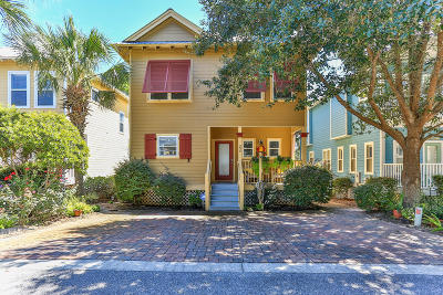Santa Rosa Beach FL Single Family Home For Sale: $530,000