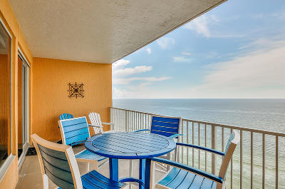 Panama City Beach Condo/Townhouse For Sale: 5004 Thomas Drive #1005