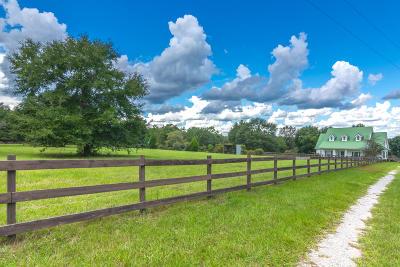Baker Single Family Home For Sale: 5020 Keyser Mill Road