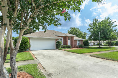 Destin FL Single Family Home For Sale: $415,000