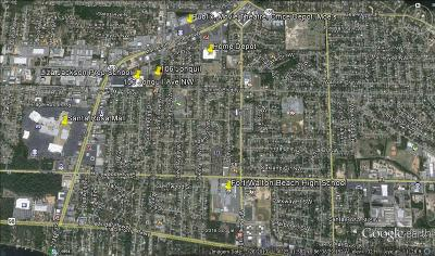 Fort Walton Beach Residential Lots & Land For Sale: NW Sullivan Street