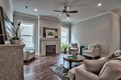 Santa Rosa Beach Single Family Home For Sale: Lot 50 Blakely Drew Boulevard