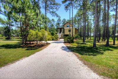 Panama City Beach Single Family Home For Sale: 8500 Grass Lake Lane