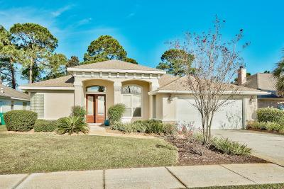 Fort Walton Beach, Destin, Santa Rosa Beach, Niceville, Crestview, Mary Esther Single Family Home For Sale: 4041 Drifting Sand Trail