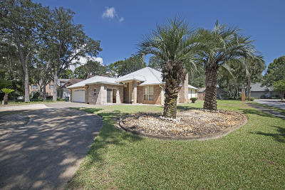 Single Family Home For Sale: 2573 Palm Shores Drive
