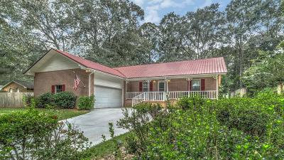 Crestview Single Family Home For Sale: 2823 Lake Silver Road