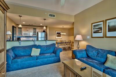 Miramar Beach Condo/Townhouse For Sale: 9100 Baytowne Wharf Boulevard #562