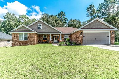 Crestview Single Family Home For Sale: 3012 Crown Creek Circle