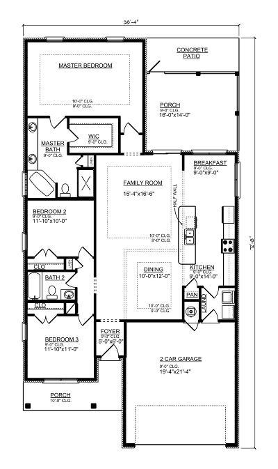 Freeport Single Family Home For Sale: H-7 Whispering Creek Avenue
