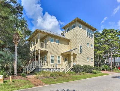 Santa Rosa Beach Single Family Home For Sale: 237 Hidden Lake Way