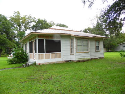 Defuniak Springs Single Family Home For Sale: 621 S 11th Street
