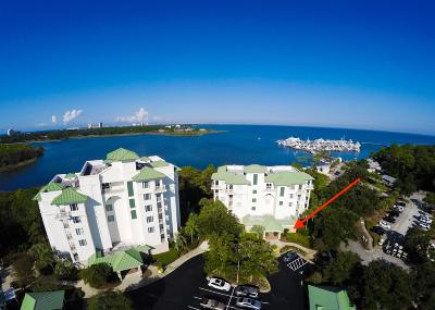 Miramar Beach Condo/Townhouse For Sale: 8716 Anchorage Drive #unit 871