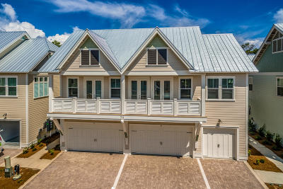 Inlet Beach Condo/Townhouse For Sale: 142 Pine Lands Loop E