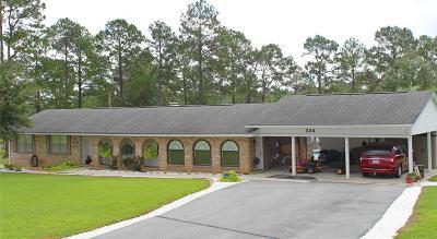 Walton County Single Family Home For Sale: 334 Ten Lake Drive