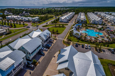 Inlet Beach Condo/Townhouse For Sale: 156 Pine Lands Loop E #B
