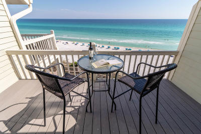 Inlet Beach Condo/Townhouse For Sale: 8294 E County Highway 30-A #UNIT 21