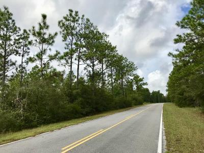 Defuniak Springs Residential Lots & Land For Sale: 46AC Macedonia Church Road