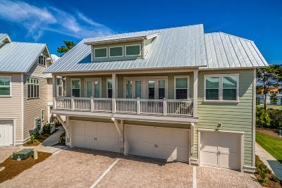 Inlet Beach Condo/Townhouse For Sale: 128 E Pine Lands Loop #B