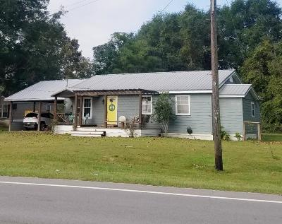 Laurel Hill Single Family Home For Sale: 22275 Hwy 331 N
