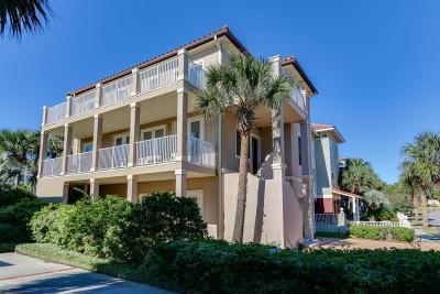 Santa Rosa Beach Single Family Home For Sale: 44 S Grande Beach Drive