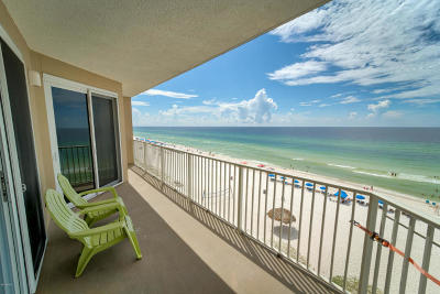 Panama City Beach Condo/Townhouse For Sale: 10713 Front Beach Road #505
