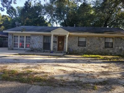 Niceville Single Family Home For Sale: 312 23rd Street