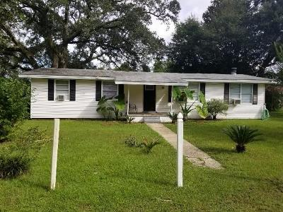 Pensacola Single Family Home For Sale: 304 Caroline Drive