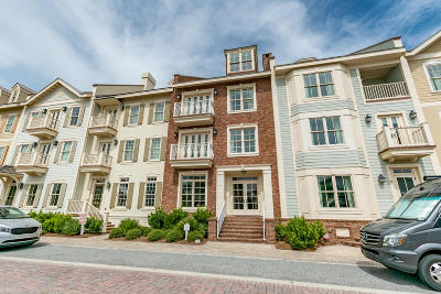 Watersound Condo/Townhouse For Sale: 43 Pleasant Street #lot 4