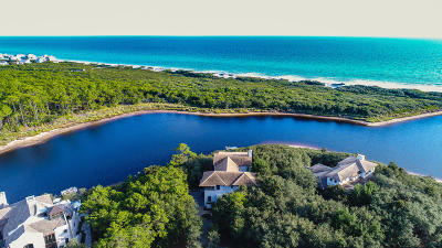 Santa Rosa Beach FL Single Family Home For Sale: $4,575,000