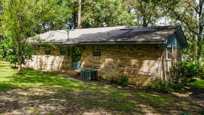 Holmes County Single Family Home For Sale: 2698 Robin Hood Lane