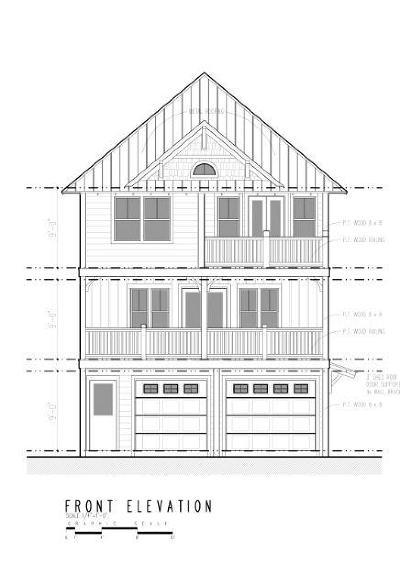 Panama City Beach Single Family Home For Sale: 4111 C&d Safari Street