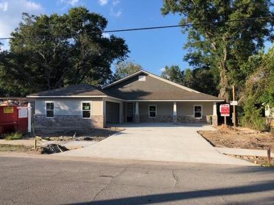 Fort Walton Beach Single Family Home For Sale: 341 NE Hollywood Boulevard