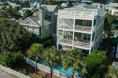 Destin Single Family Home For Sale: 3147 Scenic Highway 98