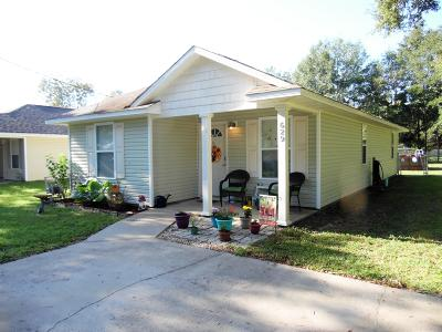 Defuniak Springs Single Family Home For Sale: 629 W Orange Avenue