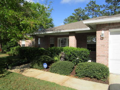 Navarre Single Family Home For Sale: 2718 Noah Jordan Road