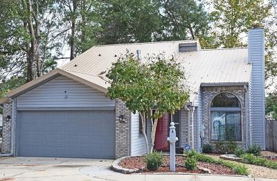 Niceville Single Family Home For Sale: 3948 Balsam Drive