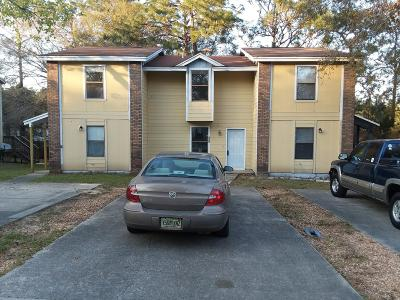 Crestview Condo/Townhouse For Sale: 119-123 Hampton Drive