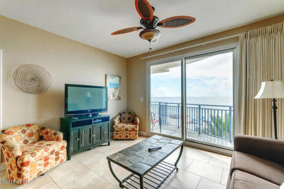 Panama City Beach Condo/Townhouse For Sale: 16701 Front Beach Road #UNIT 301