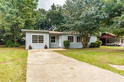 Pensacola Single Family Home For Sale: 3608 N 9th Avenue