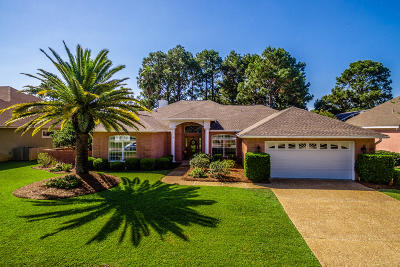 Panama City Beach FL Single Family Home For Sale: $539,900