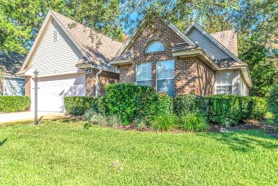 Single Family Home For Sale: 714 Putter Drive