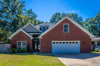 Niceville Single Family Home For Sale: 1621 Moore Street