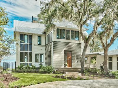 Santa Rosa Beach FL Single Family Home For Sale: $3,000,000