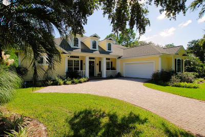 Destin Single Family Home For Sale: 250 Leaning Pines Loop