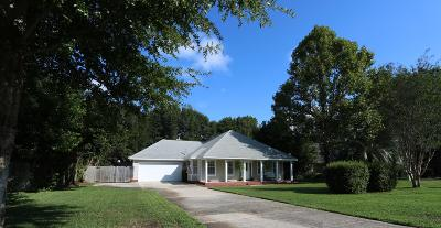 Niceville Single Family Home For Sale: 609 Saint Anne Cove