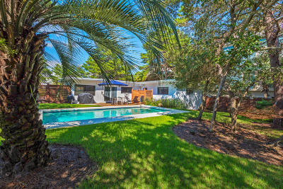 Santa Rosa Beach Single Family Home For Sale: 120 Leisure Lane