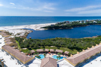 Santa Rosa Beach FL Condo/Townhouse For Sale: $1,849,000