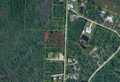 Residential Lots & Land For Sale: Lots 1 - 6 Don Bishop Road