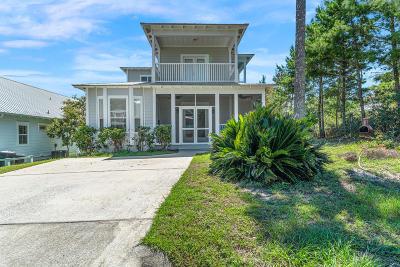 Santa Rosa Beach Single Family Home For Sale: 238 Ventana Boulevard